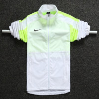 """Women Fashion """"NIKE"""" Round Neck Top Sweater Pullover Sport sunscreen"""