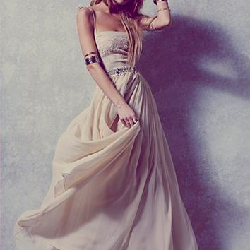 Free People Womens Kristin's Limited Edition Sungazer Gown
