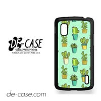Cactus For Google Nexus 4 Case Phone Case Gift Present