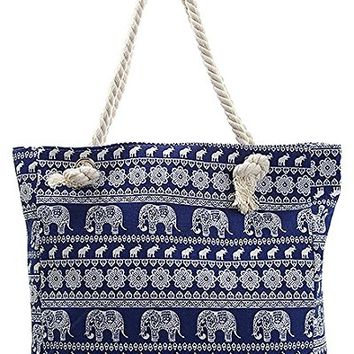 Beach Bag: Beach Bag Elephant