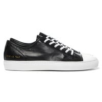 Tournament Cap Toe Low In Leather
