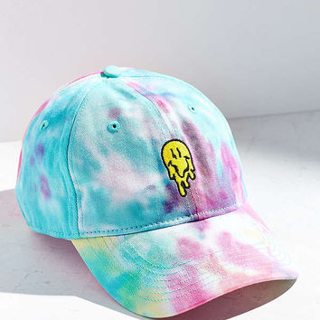 Melting Smile Baseball Hat   Urban Outfitters