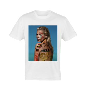 Kate All Tatted Tee