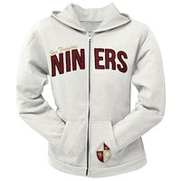 San Francisco 49ers - Pep Rally Premium Juniors Full Zip Hoodie