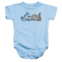 The Regular Show - Tattoo Art Infant Snapsuit Officially Licensed Baby Clothing