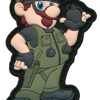 """Tactical Brothers """"MACK"""" PVC Patch"""