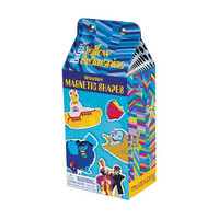The Beatles Yellow Submarine Wooden Magnetic Shapes