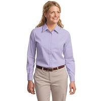L608 Port Authority® - Ladies Long Sleeve Easy Care Shirt