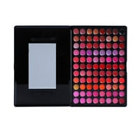 Make-up On Sale Beauty Hot Deal Hot Sale Professional Stylish 88-color Lip Gloss Moisture Persistent Make-up Palette [4918377924]
