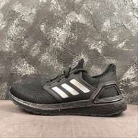 adidas Ultra Boost 20 UB 5.0 Black Running Shoes - Best Deal Online