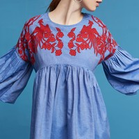 Lianna Embroidered Blouse