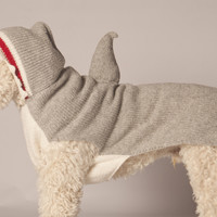 Chilly Dog Shark Dog Sweater
