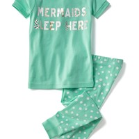 Graphic 2-Piece Sleep Set for Toddler & Baby | Old Navy