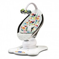 Get Free shipping on the 4Moms Mamaroo Baby Swing