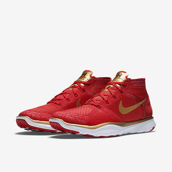 The Nike Free Train Instinct 'Hart' Men's Training Shoe.