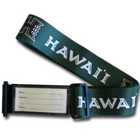 College Luggage Strap - University of Hawaii