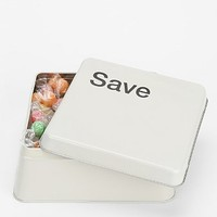 Save Button Food Tin - Urban Outfitters