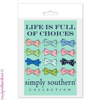 Simply Southern decal Multi-bow