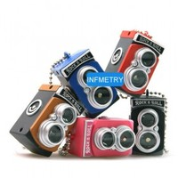 INFMETRY:: Mini Camera Key Chain - Funny - Toys