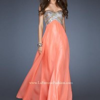La Femme 18710 at Prom Dress Shop