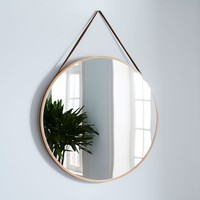 Modern Hanging Mirror - Oversized