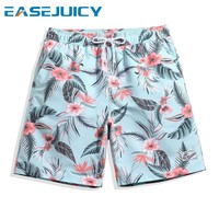 Couple's bathing suit board shorts swimming suit jogger hawaiian bermudas swimwear plavky  Swimsuit surfboard briefs mesh