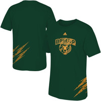 Baylor Bears adidas Logo Shock T-Shirt – Green