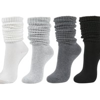 Women's Fall Winter Slouch Knit Socks