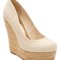 Madden Girl Thicke Wedge