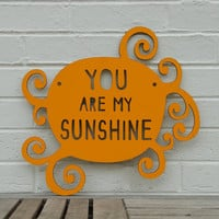 You are my Sunshine gift for mom baby nursery by spunkyfluff
