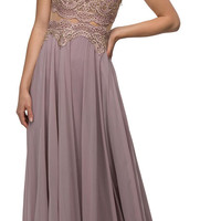 Dancing Queen DQ-9429 Dancing Queen Chic Boutique: Largest Selection of Prom, Evening, Homecoming, Quinceanera, Cocktail dresses & accessories.