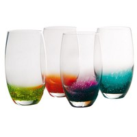 Artland Fizzy 4-pc. Highball Glass Set