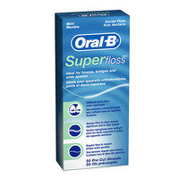 Oral-B Super Floss Mint | Walgreens