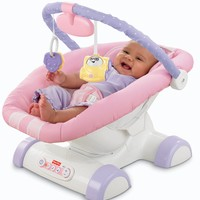 Fisher-Price Cruisin' Motion Soother, Pink (Discontinued by Manufacturer)