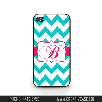 Chevron iPhone cases, iPhone 4 Case, iPhone 5 case, Personalized iPhone 4S, iPhone Case, Personalized iPhone Cover - K245