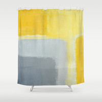 Inspired Shower Curtain by T30 Gallery