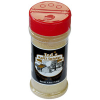 Jed's Maple Sugar & Cinnamon Shaker -  Seasoning Food - 4.9 oz