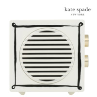 Kate Spade Compact Wireless Speaker, White