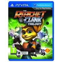 The Ratchet and Clank HD Trilogy Collection PS VITA Game - ozgameshop.com