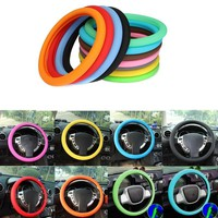 Car Steering Wheel Soft Cover Universal