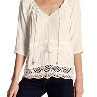 Hazel Lovestitch Boho Top