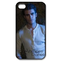Dailylove Paul Wesley Iphone 4 4s Case Hard Cases , Design Your Own Apple Iphone 4 4s Protect Case