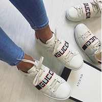 GUCCI New women's casual shoes