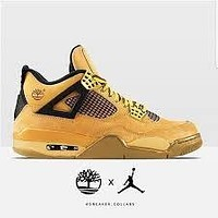 Timberland x Air Jordan 4 Retro