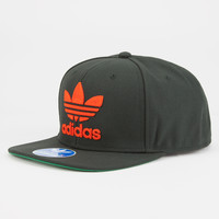 Adidas Thrasher Chain Mens Snapback Hat Charcoal One Size For Men 26542211001
