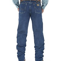 Wrangler George Strait Cowboy Cut Relaxed Fit Jeans