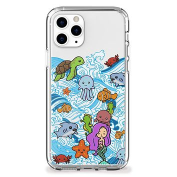Nautical Kawaii iPhone Case