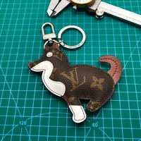 Louis Vuitton Lv Dog Bag Charm And Key Holder Mp1995 - Best Online Sale