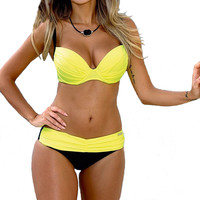 Large Size Bikini Sets Sexy New Style for 2017
