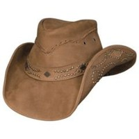 Sheplers: Bullhide Hidden Pleasure Leather Hat
